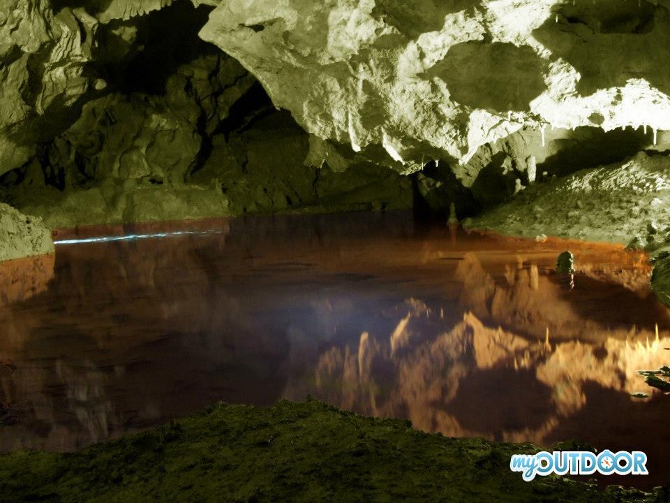 Grotta dei 5 Laghi