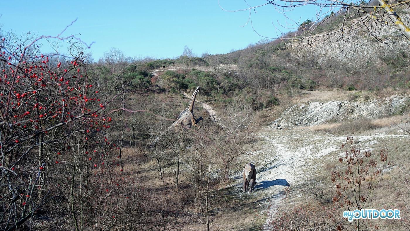 Trekking a Monte Cinto, Cava Bomba