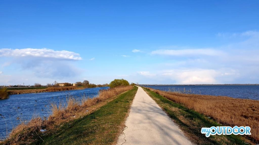 MyOutdoor Ciclabile del Sile Laguna e fiume