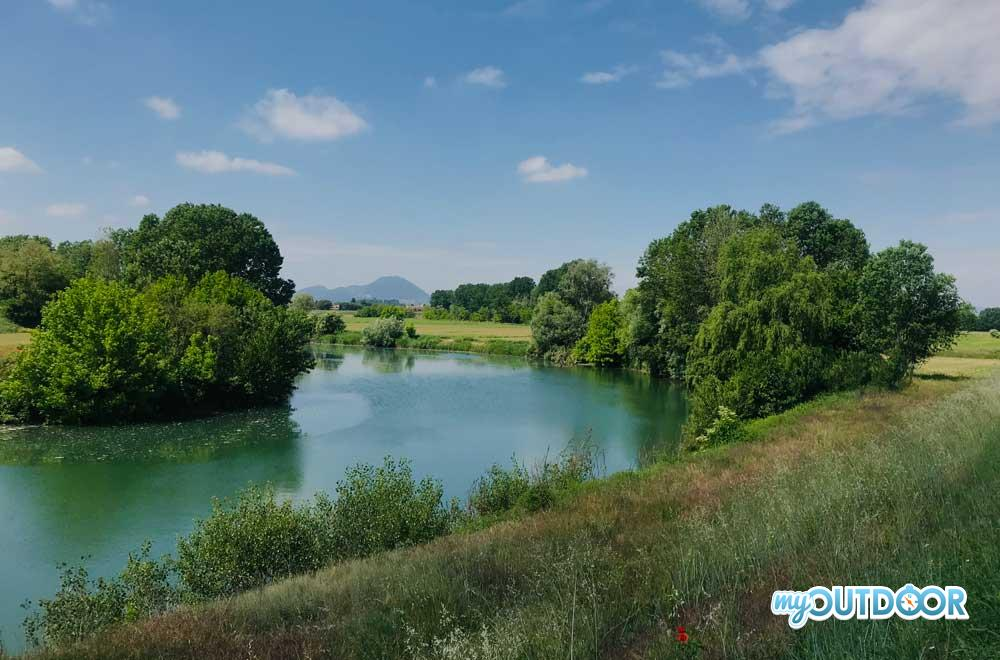 Argine da Selvazzano a Creaola