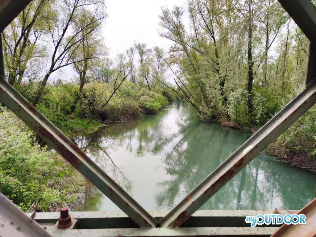 Attraversamento fiume