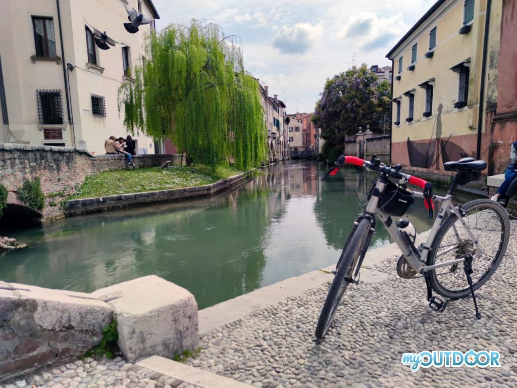 Arrivo a Treviso