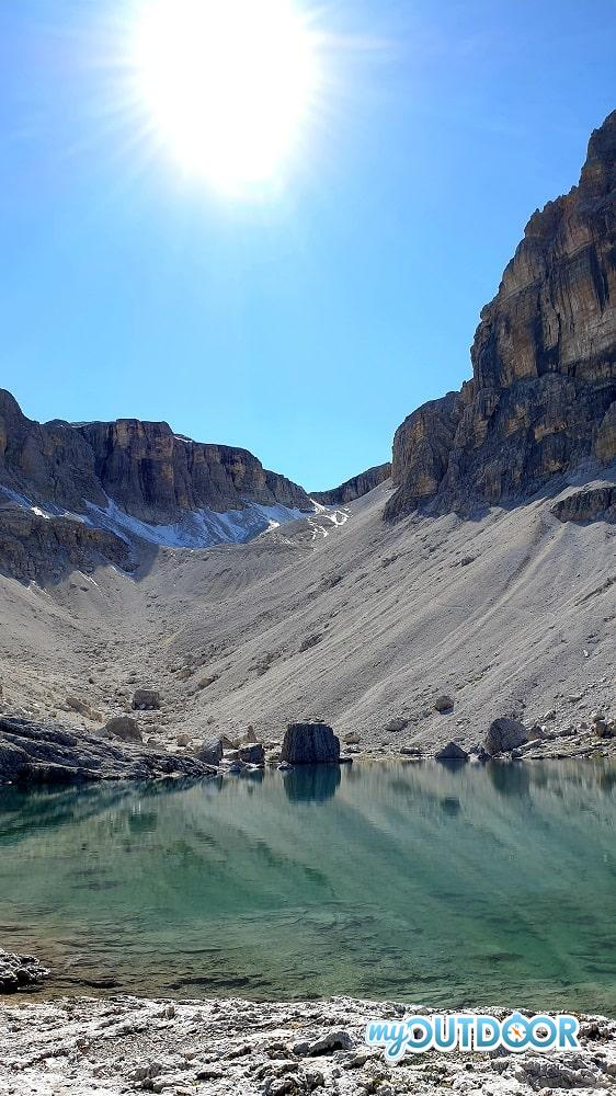 Il Lago Pisciadù