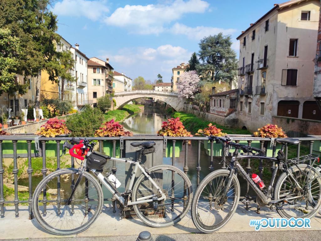 Arrivo a Vicenza