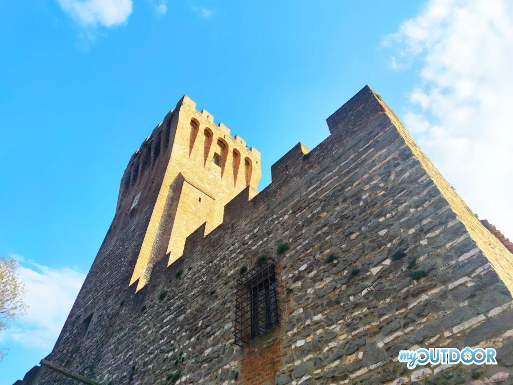 Castello di San Martino della Vaneza a Cervarese Santa Croce