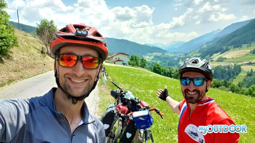 Autoscatto in Tirolo