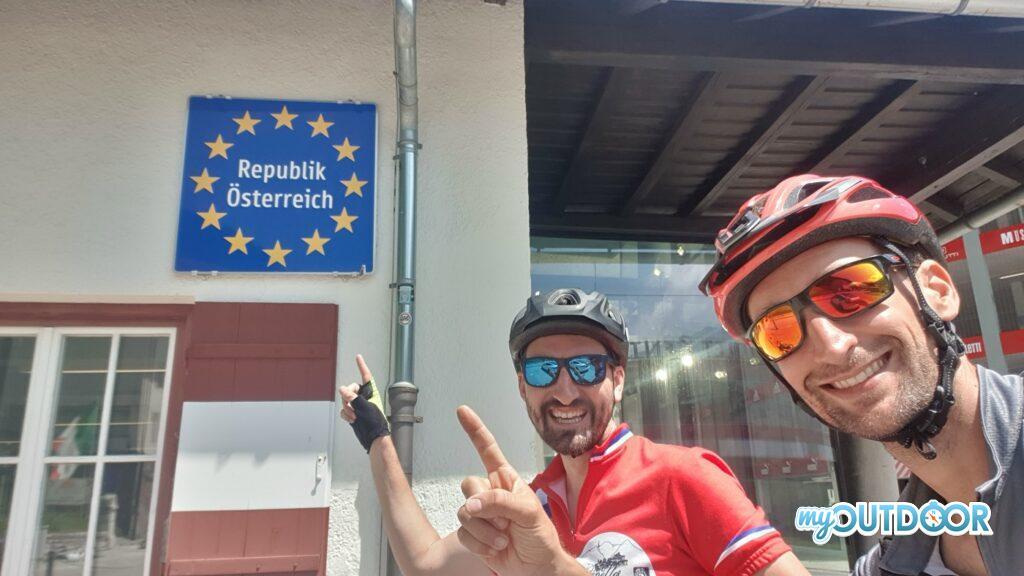 Finalmente in Austria!