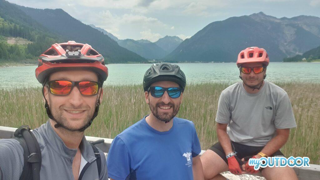Selfie sull'Achensee