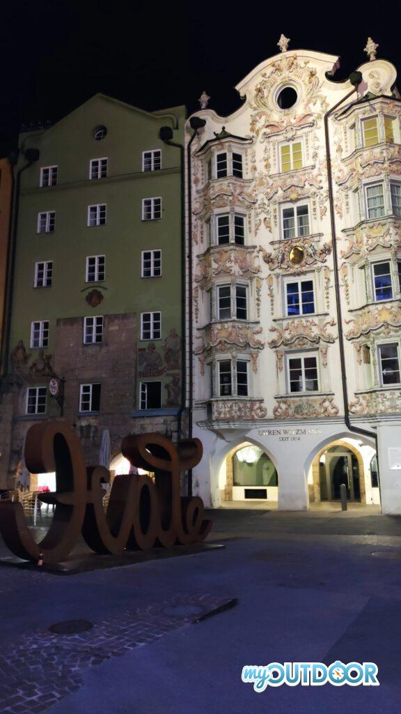 Innsbruck di notte - Hate