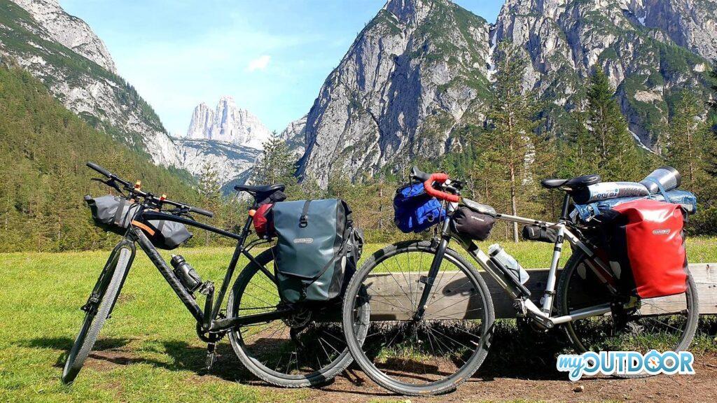 Ciclabile delle Dolomiti: Tre Cime di Lavaredo