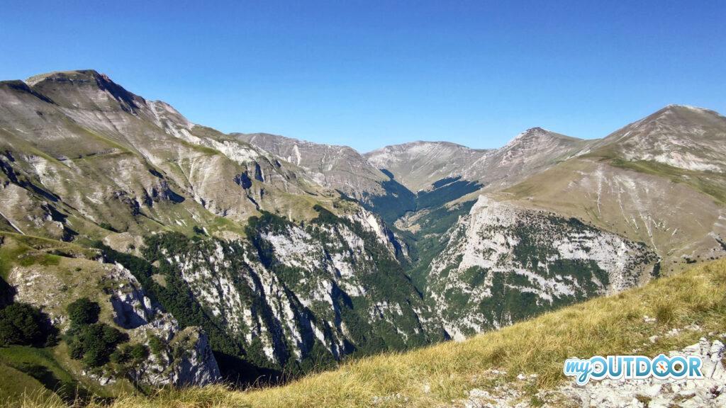 La Valle dell'Infernaccio