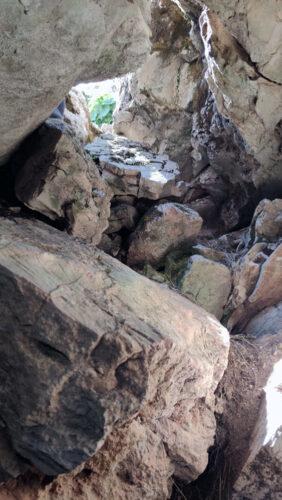 Ingresso della Grotta